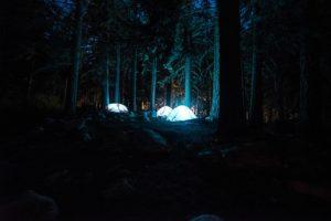 ファミリーキャンプのナイトシーンで役立つおすすめギアランキング