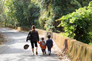 親子で朝散歩をすると最高な理由